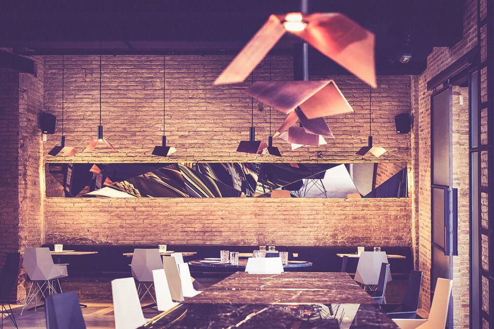 progettazione di un ristorante di successo